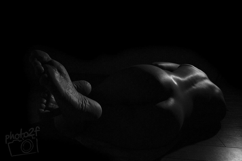 %22More Black than White%22 V 1.3 Artistic Nude Photo by Photographer El Manos