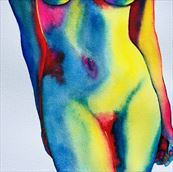 %22Nude No. 12%22 Artistic Nude Artwork by Artist jennchurch