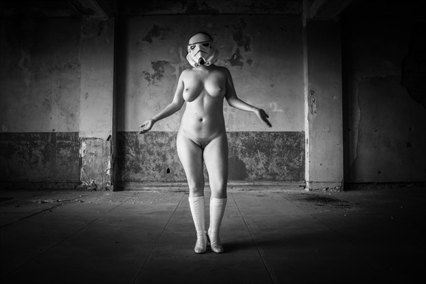 %22There's one. Set for stun%22 Artistic Nude Photo by Photographer Frisson Art
