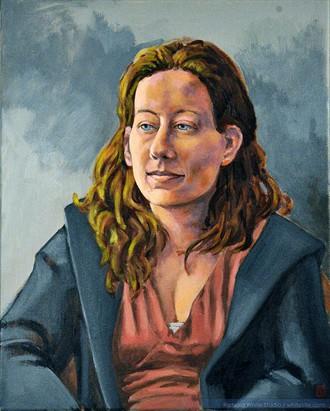 %23 68 Portrait Artwork by Artist Richard White