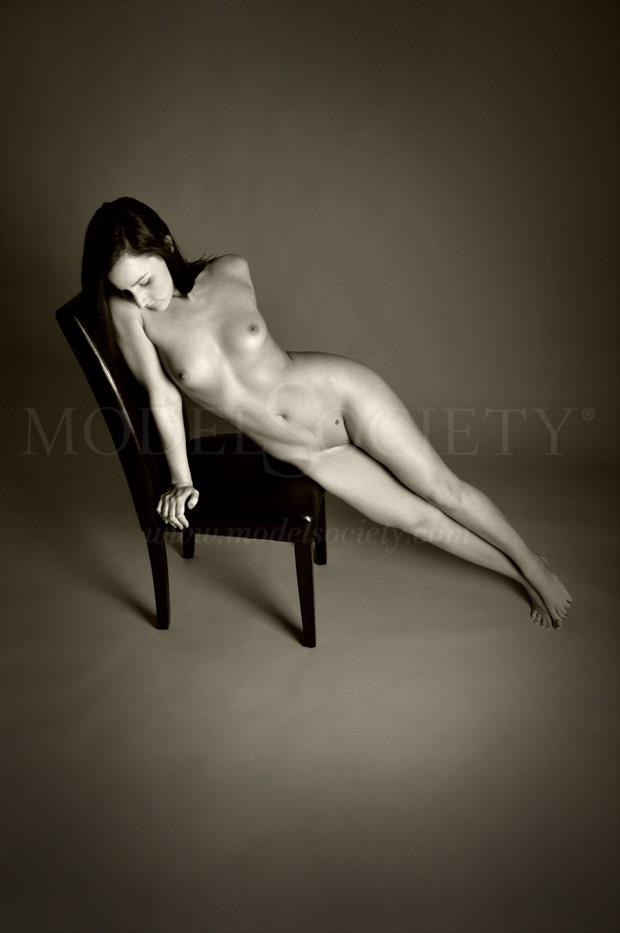 %231911 Artistic Nude Photo by Photographer Mike Willingham