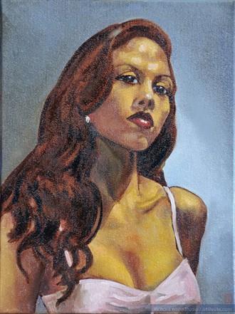 %2356 Portrait Artwork by Artist Richard White