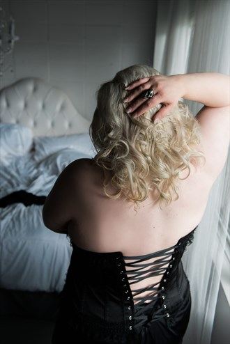 %7B.Even when you undress her, you are searching for me. . .%7D Lingerie Photo by Model Unusual Kittie