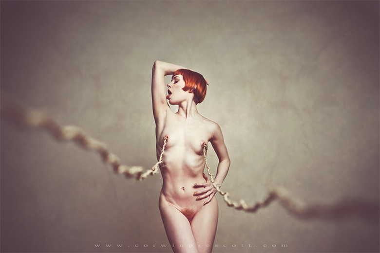 %C2%A9 Corwin Prescott Artistic Nude Photo by Model Fawnya