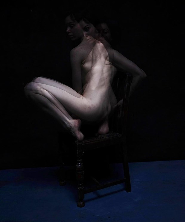%C2%A9 James Mountford Artistic Nude Photo by Model Fawnya