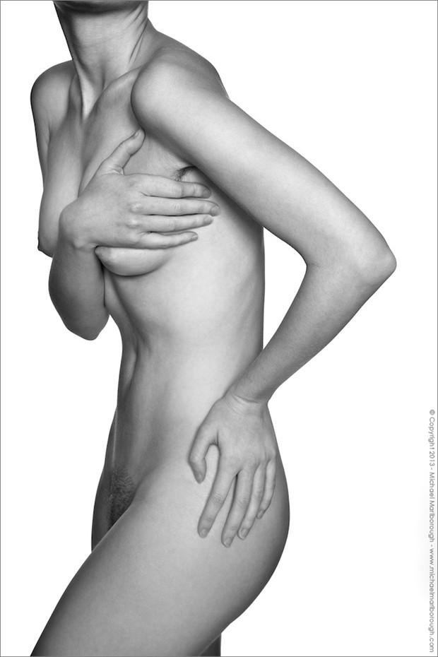 %C2%A9 Michael Marlborough Artistic Nude Photo by Model Romahni