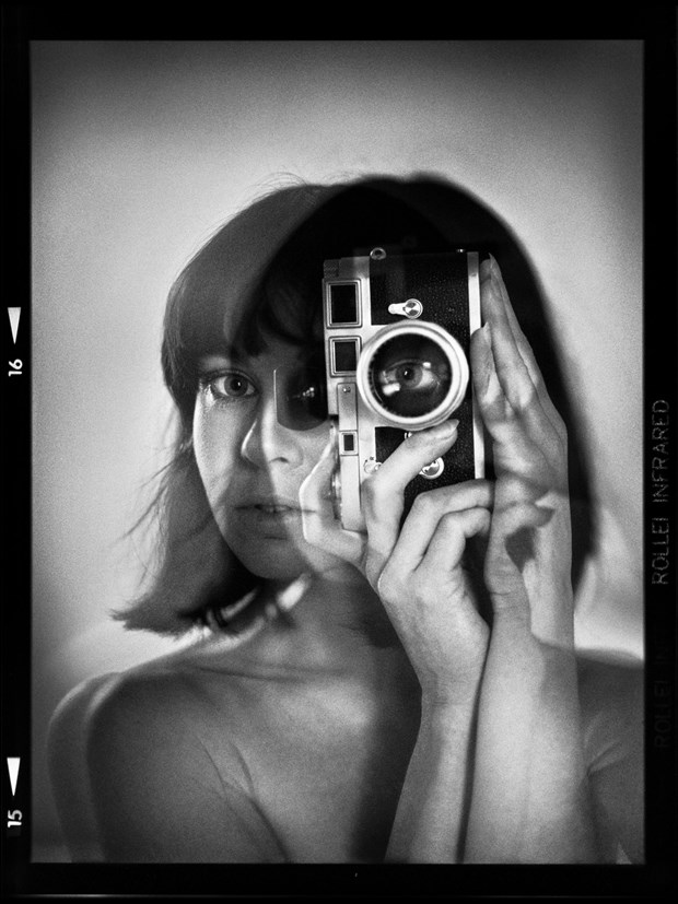 %C2%A9 Ray Rapkerg Self Portrait Photo by Model Fawnya