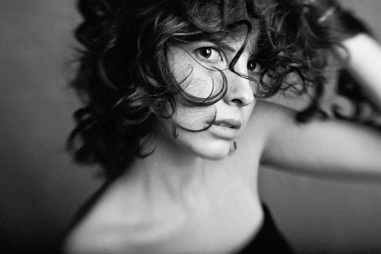 %C3%A0 travers mon sommeil Expressive Portrait Photo by Photographer Alexander Posledov