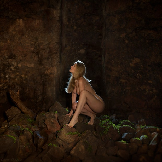 'Legend of Persephone' Artistic Nude Photo by Model Muse