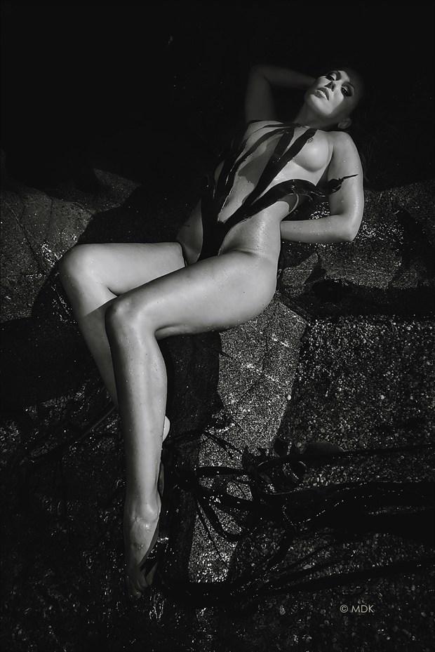 'amphitrite' Artistic Nude Photo by Photographer Mandrake Zp %7C MDK