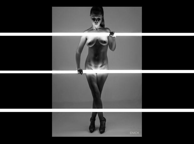 'behind bars' Artistic Nude Photo by Photographer Mandrake Zp %7C MDK
