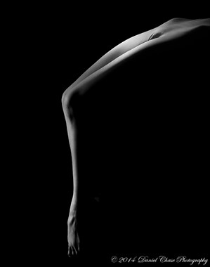 (C) Daniel Chase Photography Artistic Nude Photo by Model ATJModeling