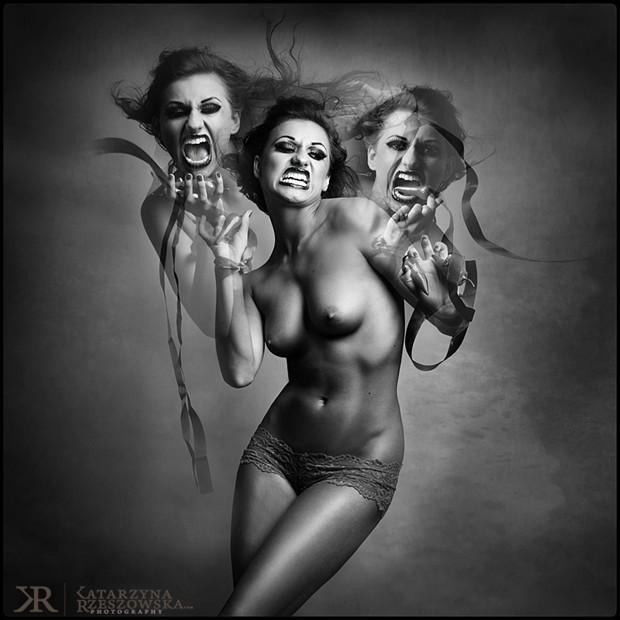 *** Artistic Nude Photo by Photographer Rzeszowska