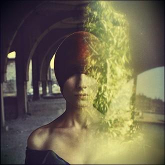 * Expressive Portrait Artwork by Photographer Damian Hovhannisyan