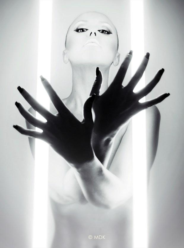 'lighTube concept' Fantasy Photo by Photographer Mandrake Zp %7C MDK