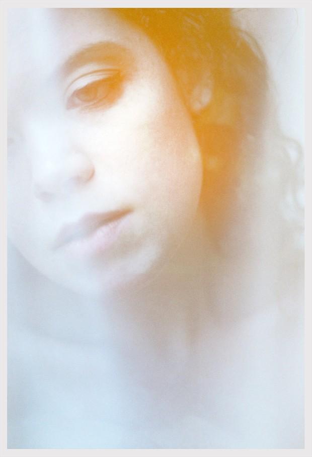 Abstract Photo by Model Elena Siddal