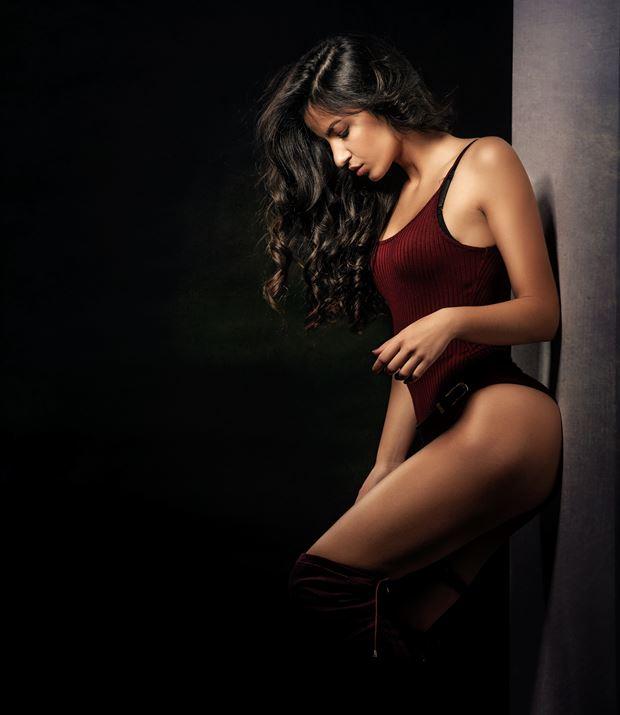 007 sensual photo by model pure jana