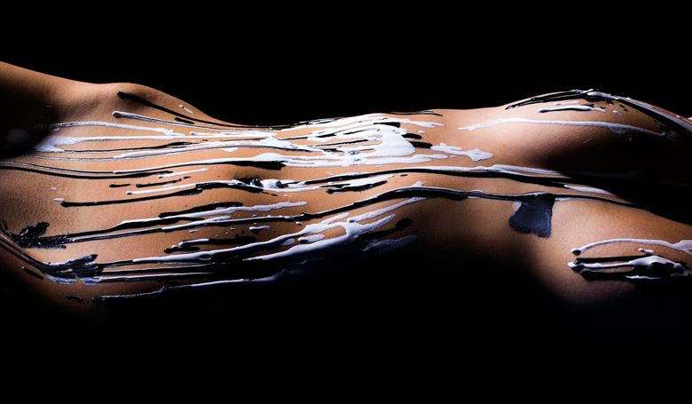 48 artistic nude photo by photographer dave providence