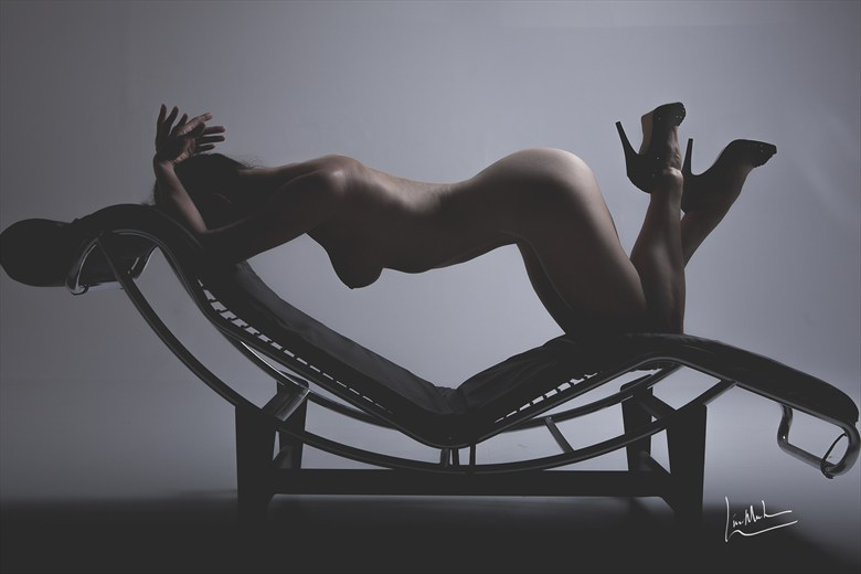 A Naked Shadow Artistic Nude Photo by Photographer Black Label Boudoir
