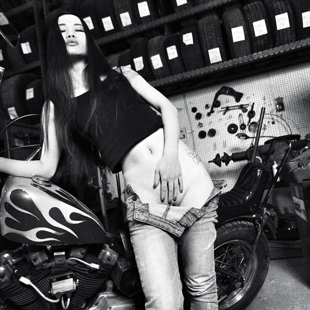 Erotic Mechanic  Artistic Nude Photo by Photographer Slight Of Hand Images