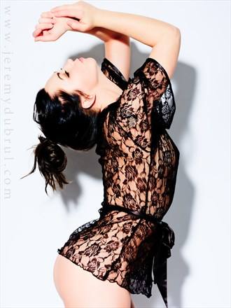 Hayley Stephan Glamour Photo by Photographer Chicago Photographis