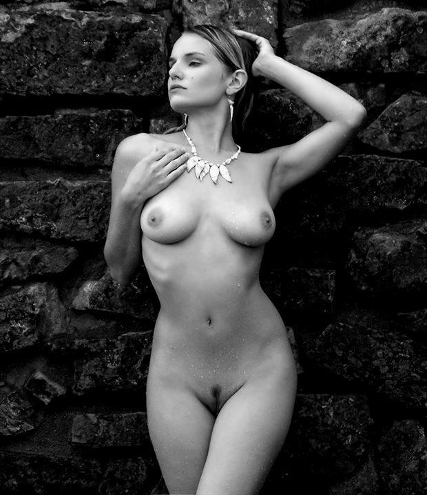 all alone artistic nude photo by photographer bill lemon