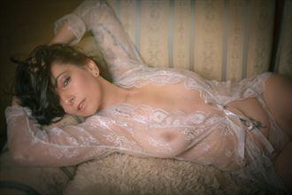 artistic nude photo by model annalisa troian