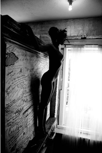 beauty in triumph artistic nude photo by model chic a