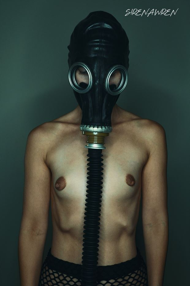 breathe artistic nude photo by photographer sirena wren