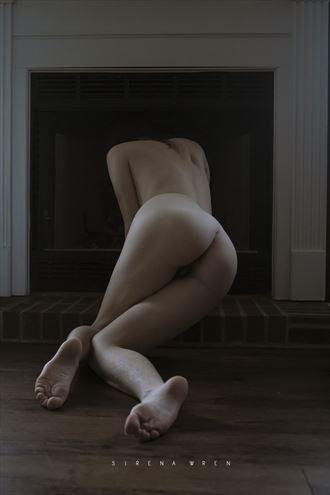 broken legs artistic nude photo by photographer sirena wren