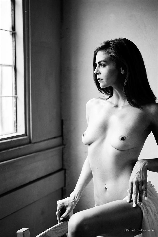 chiefmonkeyherder sensual photo by model helen troy