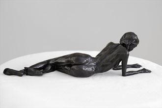 imogen sculpture by anna weightman artistic nude artwork by model rebeccatun
