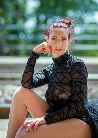lingerie photo by model annalisa troian