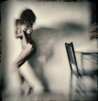 making choises sometimes remains difficult but i certainly have made the best choice ever artistic nude artwork by model ilse peters