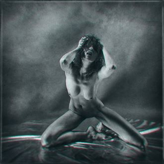 passion selfportrait artistic nude photo by model ilse peters