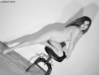 sheena artistic nude photo by photographer rob friday