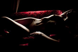 the couch artistic nude photo by photographer omega photography