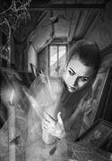 the fear fantasy artwork by artist karinclaessonart