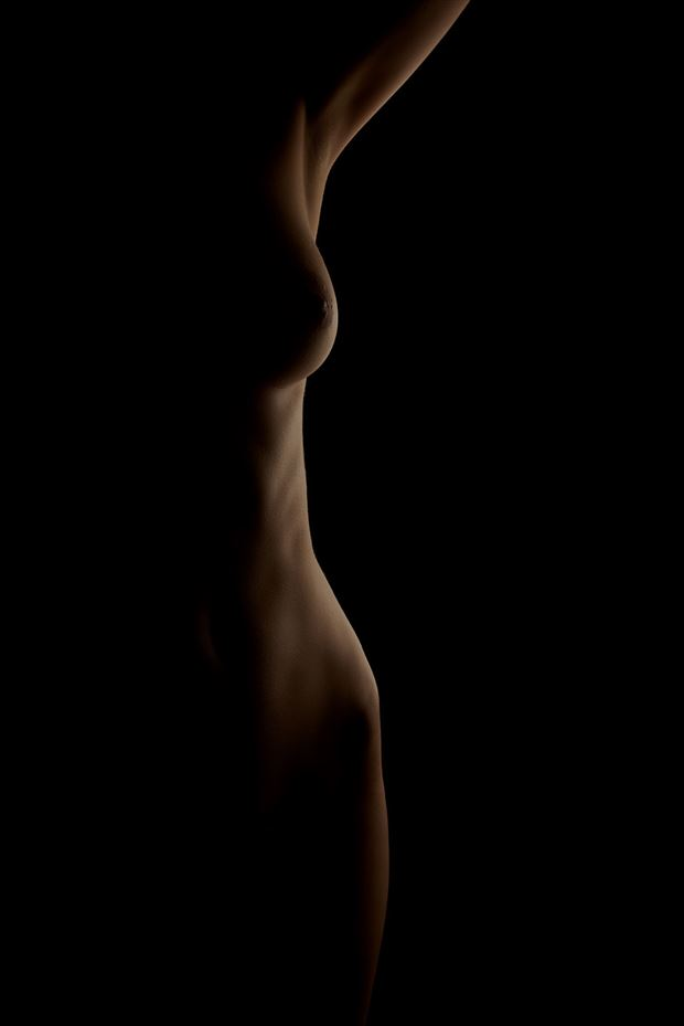 the shape artistic nude photo by photographer bodyscapesdk