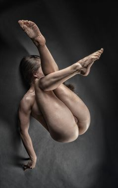 y knot artistic nude photo by photographer rick jolson
