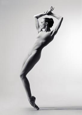 ... Figure Study Artwork by Photographer STEIN
