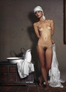 ...Attesa... Artistic Nude Artwork by Artist Contesaia