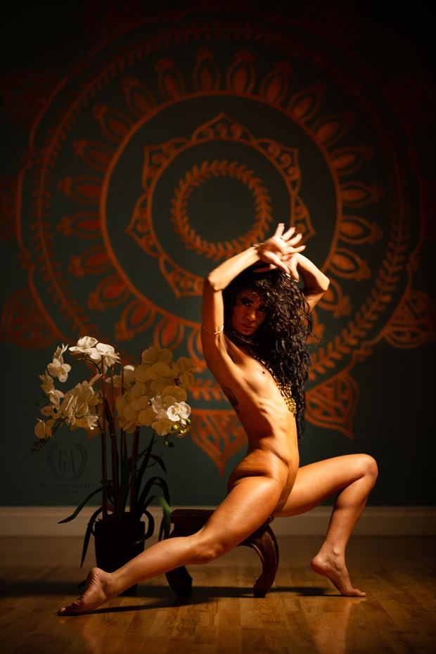 100 goddesses gaia with chey alexandria artistic nude photo by photographer g a photography