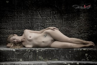 1877 Nude Study Artistic Nude Photo by Model SierraMalevich