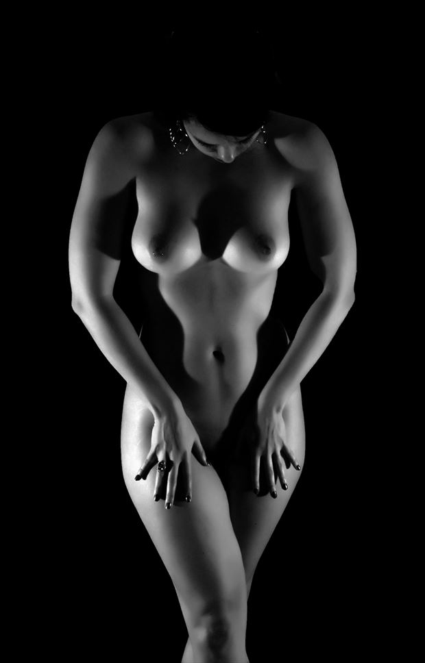 2 fold artistic nude artwork by photographer hunterston creations
