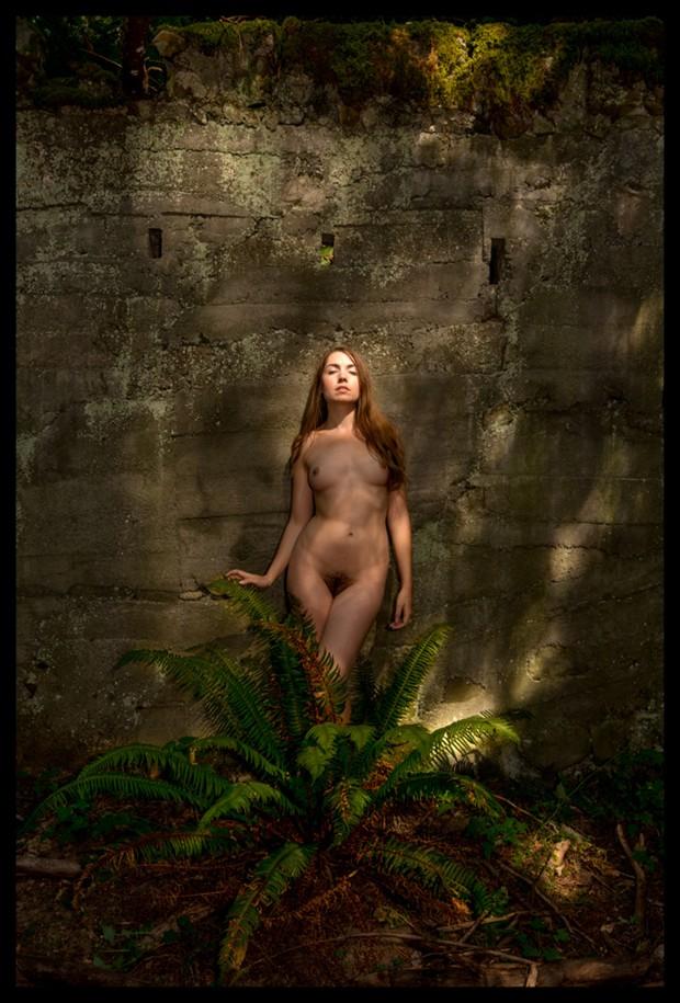 2012   Samantha, Washington Artistic Nude Photo by Photographer R. Michael Walker