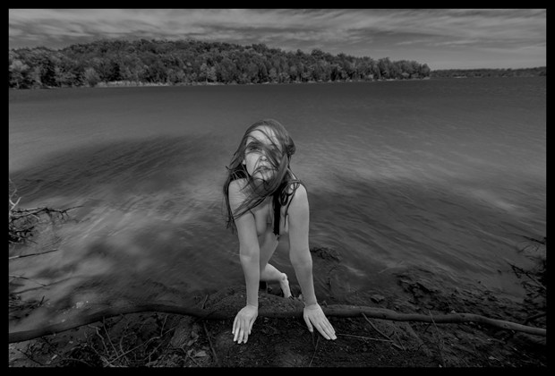 2014 Christi, Nashville, TN Artistic Nude Photo by Photographer R. Michael Walker