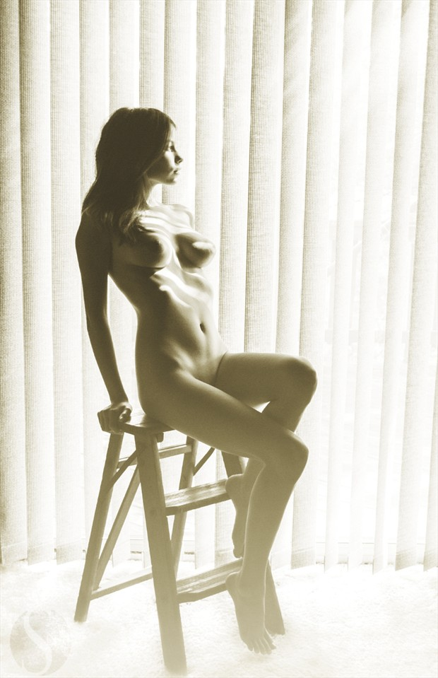3rd Step Heaven Artistic Nude Photo by Model S nia