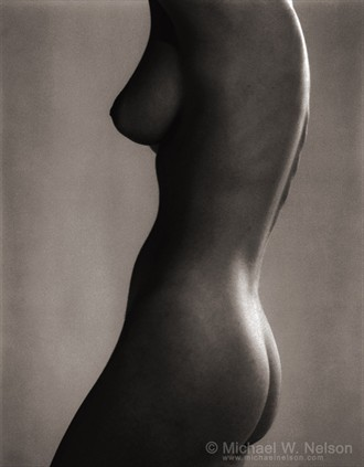 407 W. Howard Street %232 Artistic Nude Photo by Photographer Michael Nelson