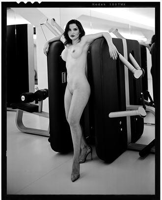 4x5 film 01 artistic nude artwork by photographer koray erkaya